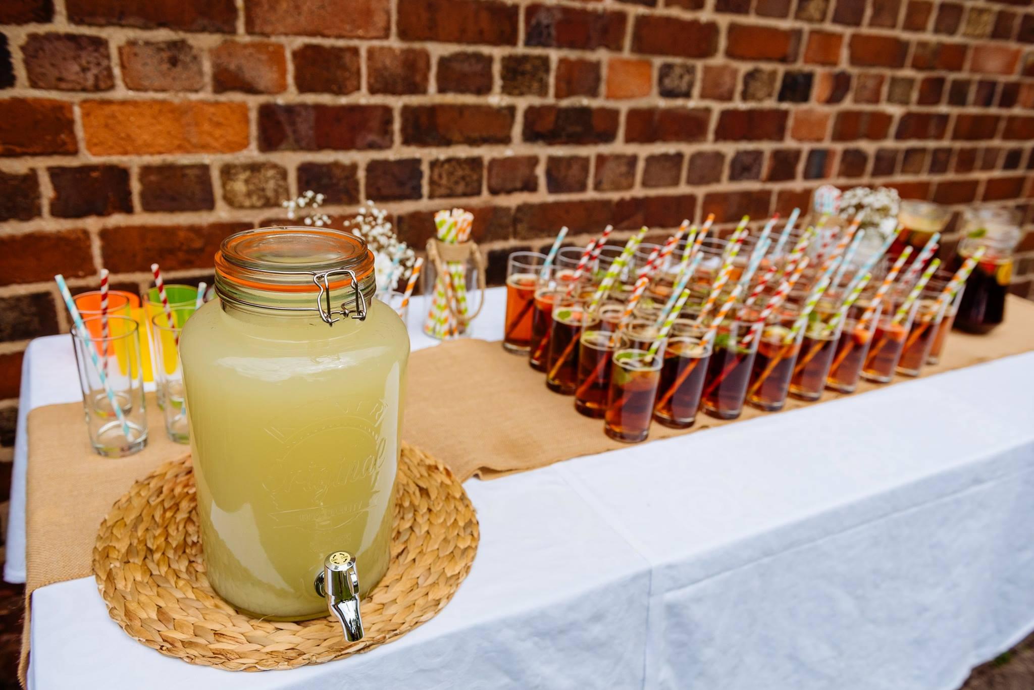 Cloudy Lemonade Kilner