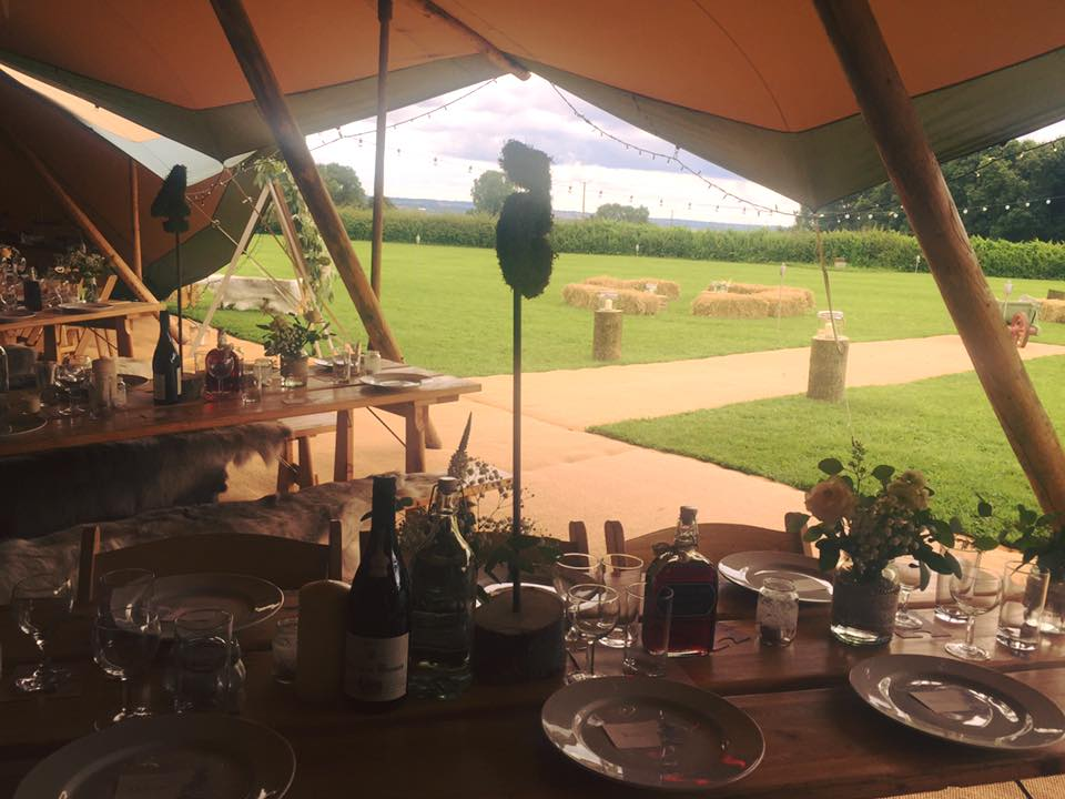 Stephen & Katy Tables