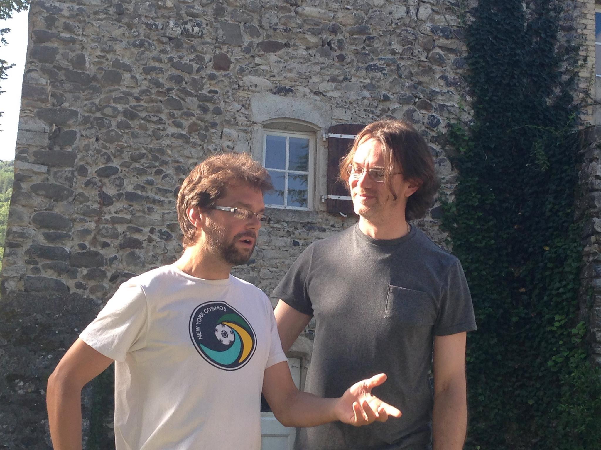 Tom + Martin