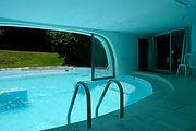 Casa Las Caglias Pool im Nachbarhaus