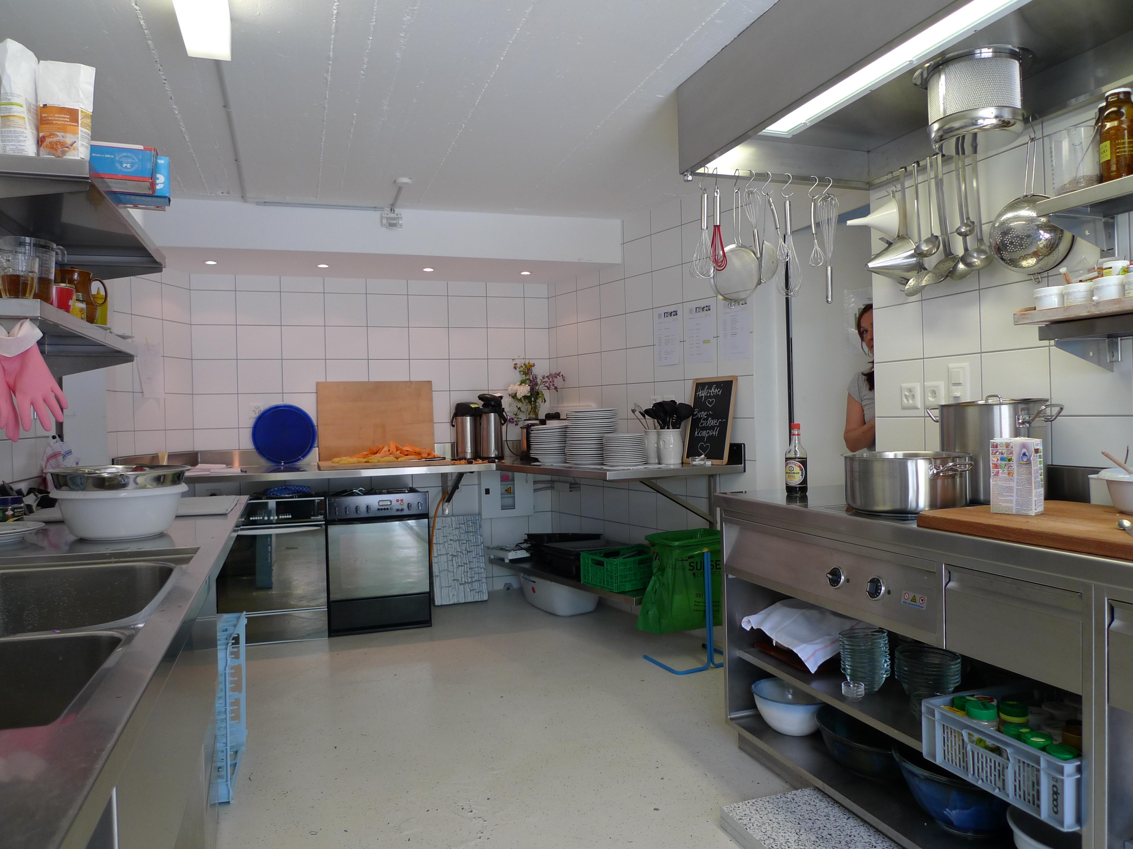 Casa Las Dunschalas - Küche