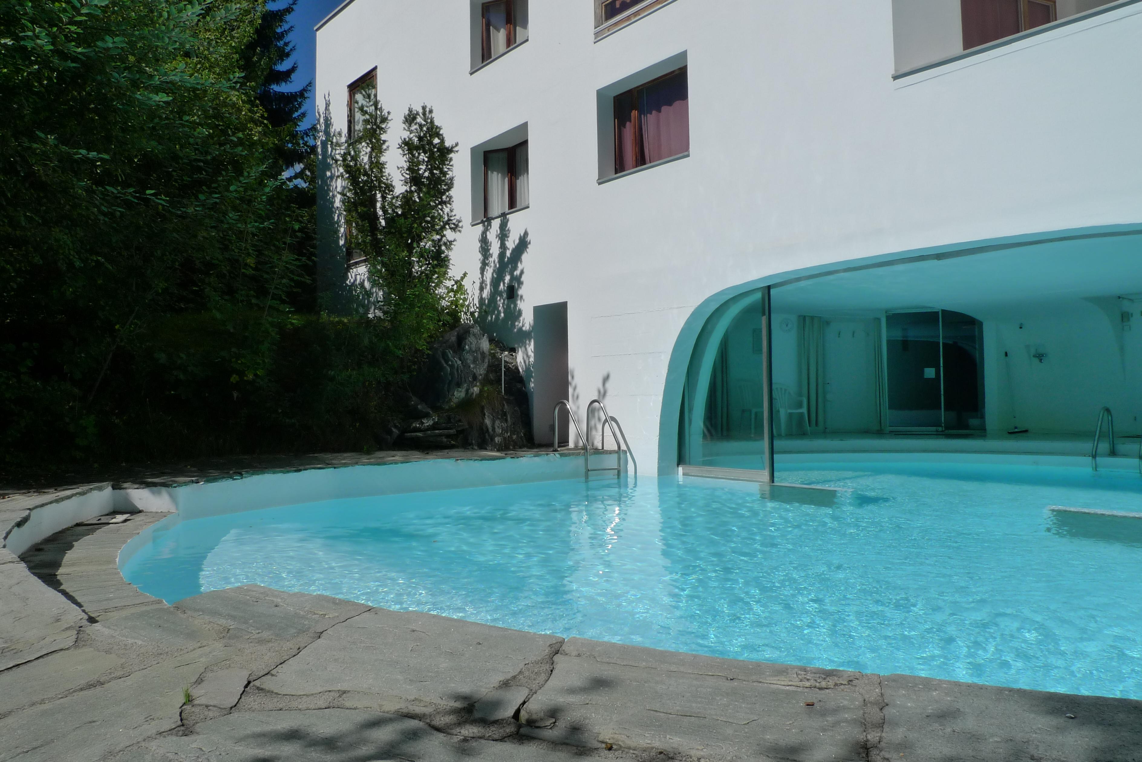 Pool Casa Las Caglias