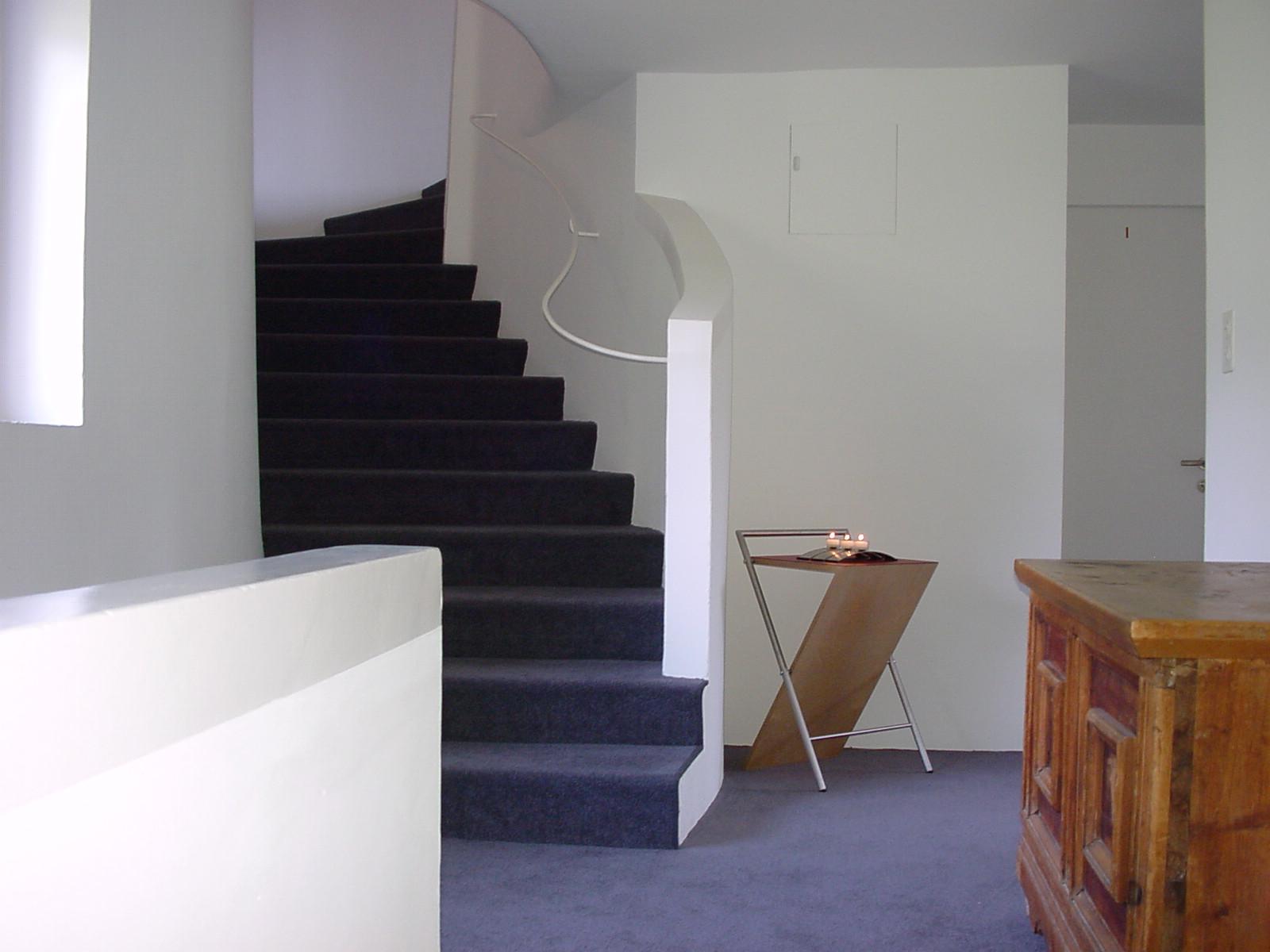 handlauf treppe eg1og
