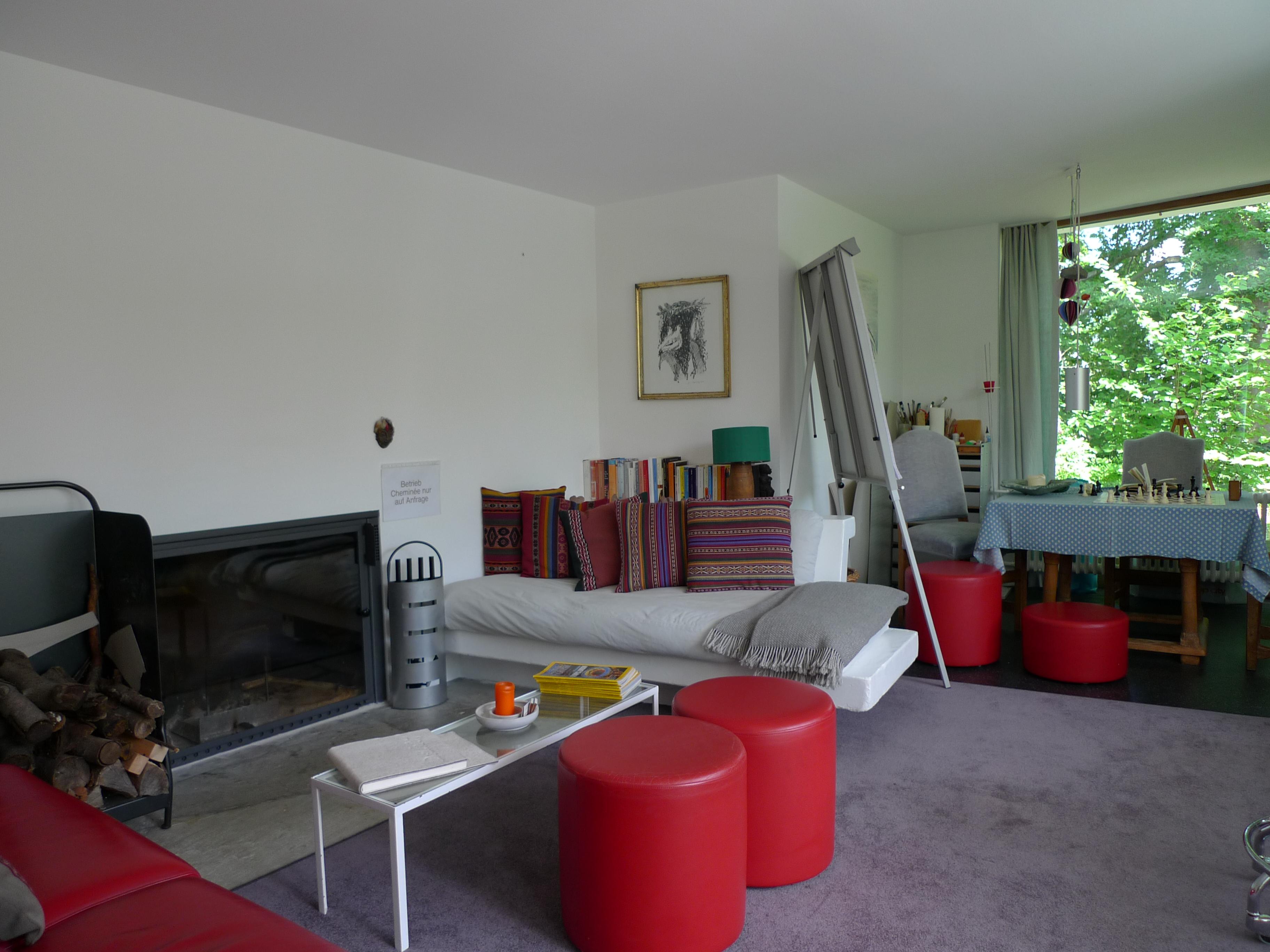 Casa Las Caglias - Wohnizmmer