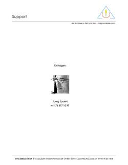 Aufbaucode - about