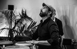 Latin Horns'n'Drums - Paco