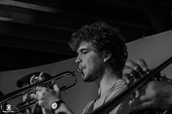 Latin Horns'n'Drums - Tobias