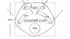 CroXbelt first Design