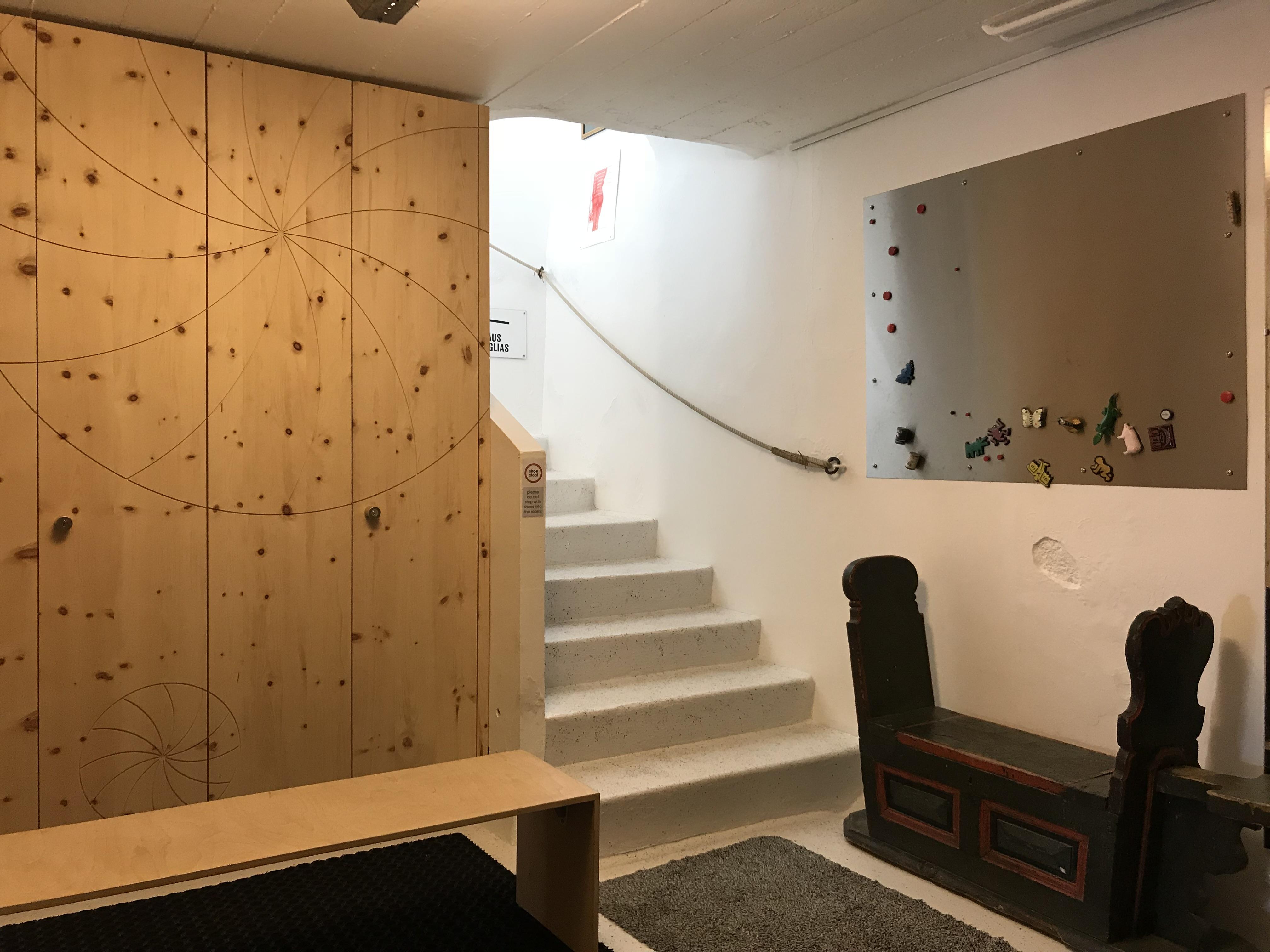Casa Las Caglias - Treppe