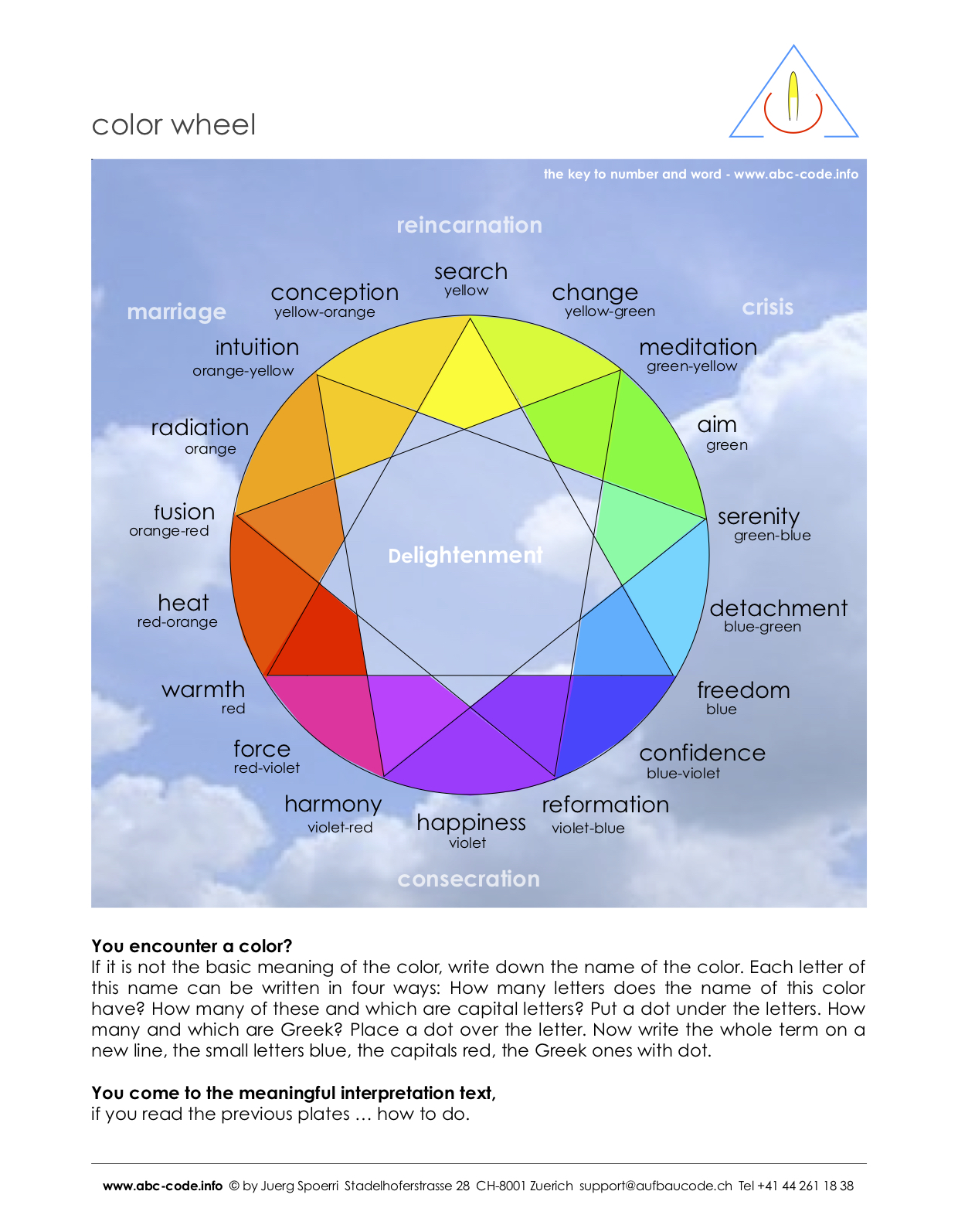 abc-code.info - color wheel