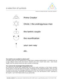 abc-code.info - symbols