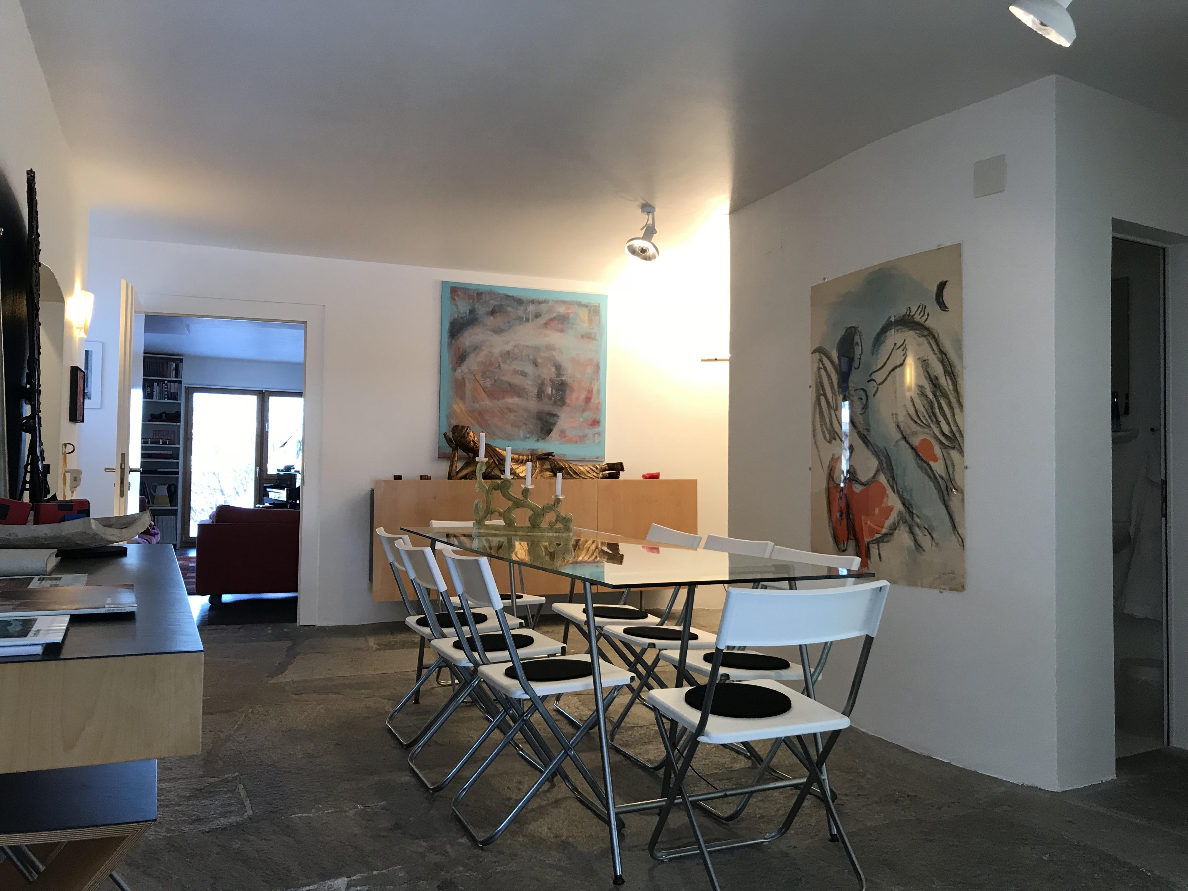 Casa Las Caglias - Halle