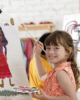 Meisje Painter