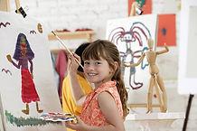 Девочка Painter