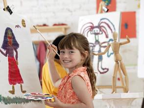 美國最新研究:將「繪本閱讀」跟「畫畫活動」結合 有效提升孩子「空間感」與「創造力」