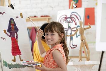 藝術教育分享:孩子學藝術應先著重創意還是技巧?