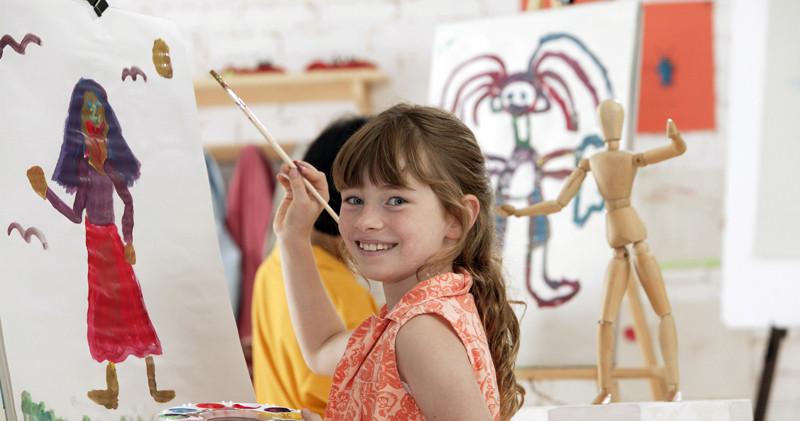 joven artista