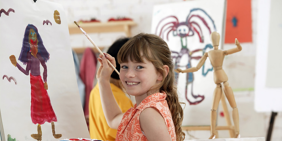Painting Class for 6-8 yr olds