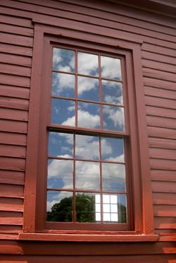 Larkin, window