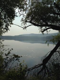 myers, pond, landscape