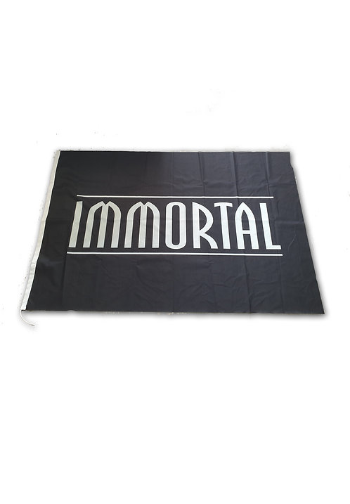 Immortal vlag/flag