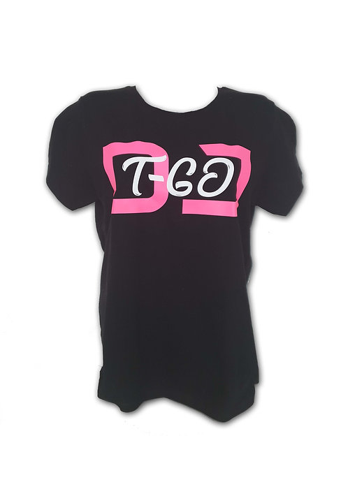 DJ T-GO T-shirt girls