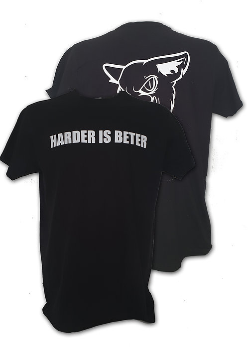 Harder is beter