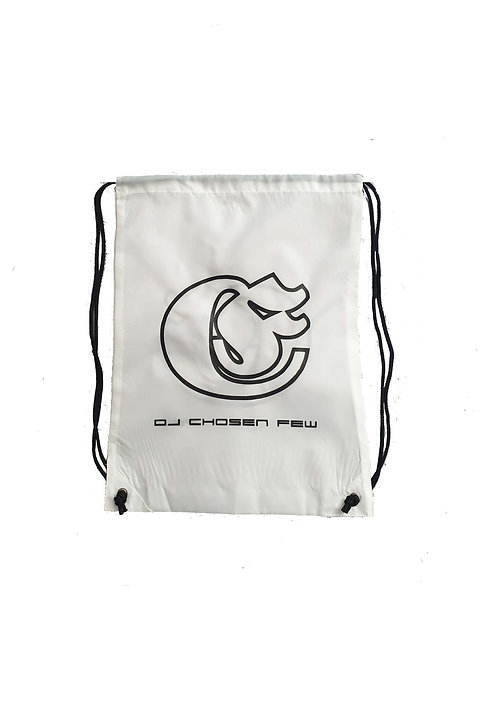 CF stringbag white