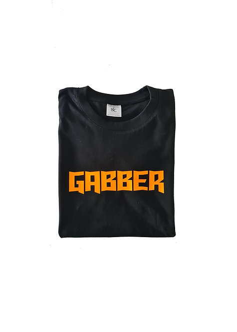 Gabber orange unisex