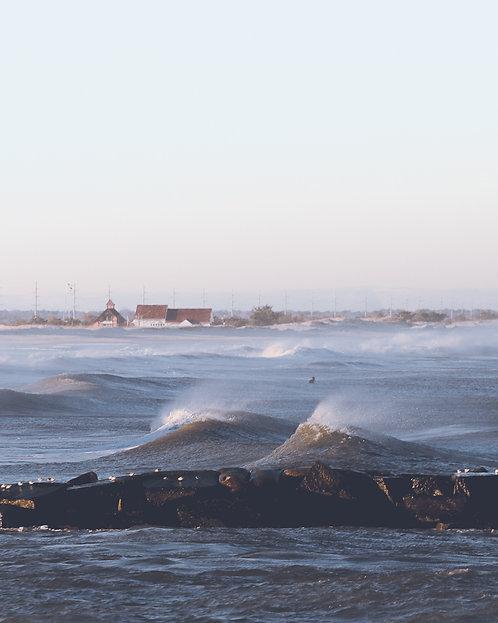Windy Evenings on Delmarva