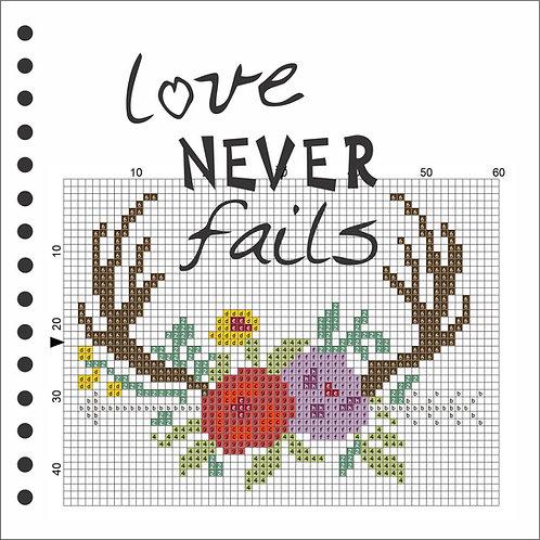 Photo Book - Love Never Fails
