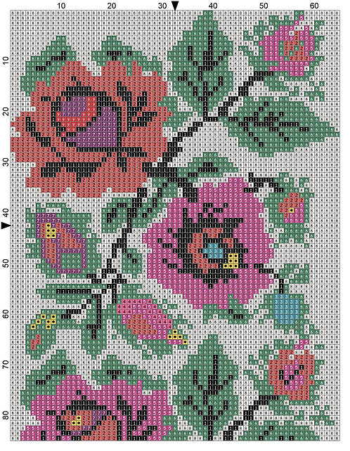 Bible Cover Pattern 4