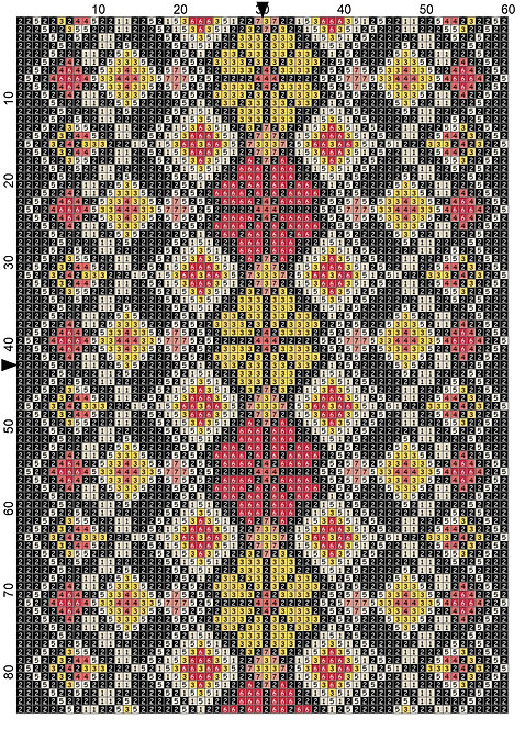 Bible Cover Pattern 6