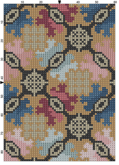 Bible Cover Pattern 10