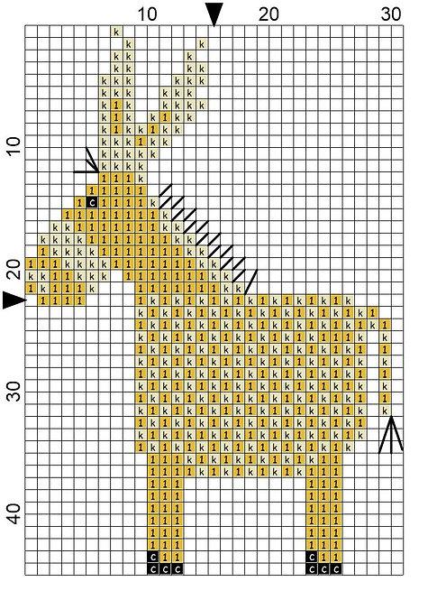 Magnet Donkey 03