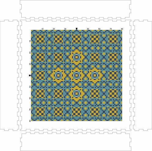 Wall Art Block - Pattern 5