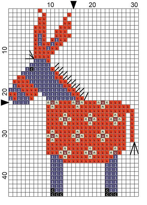 Magnet Donkey 06