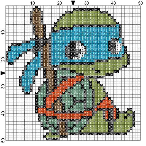 Ninja Turtle - Blue