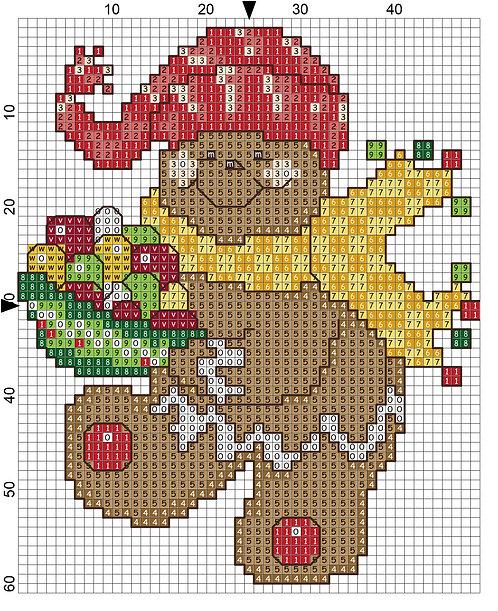 Christmas Gingerman 2