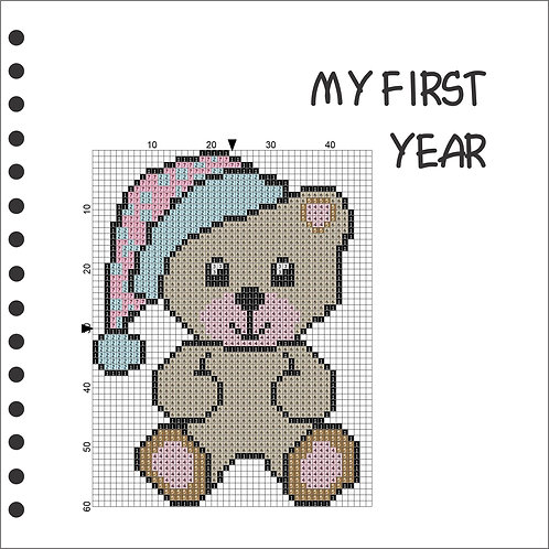 My First Year Photo Book