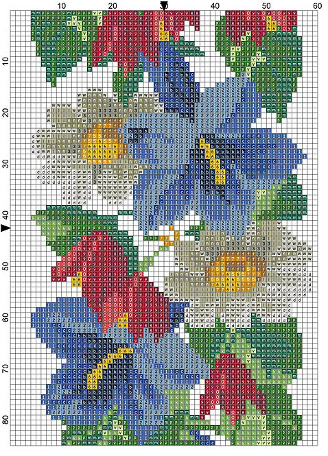 Bible Cover Pattern 2