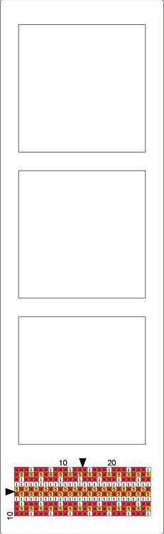 Photo frame - Strip 1