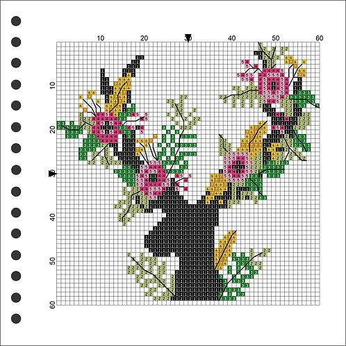 Photo Book - Flower Buck