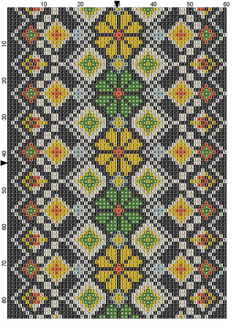Bible Cover Pattern 5