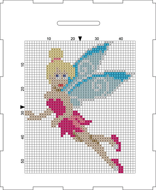 Money Box - Fairy Pink