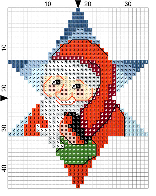 Father Christmas Star