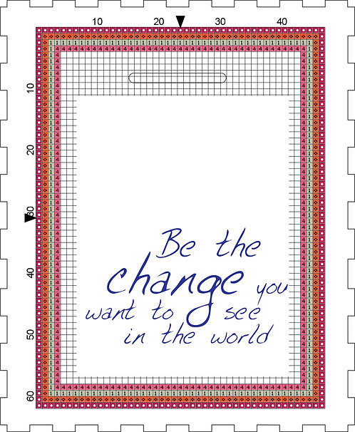 Money Box - Be the change 3