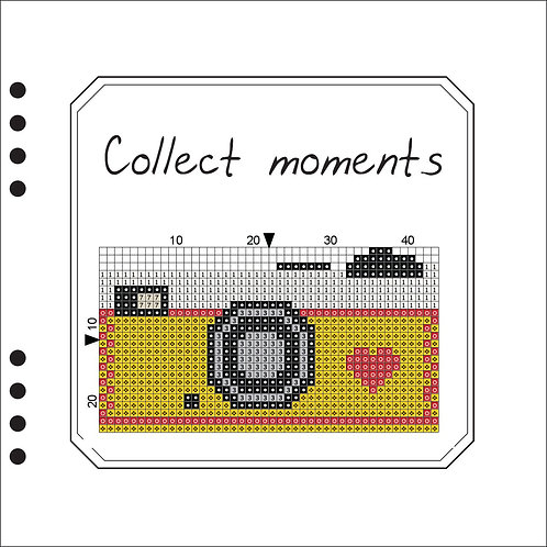 Photo Book - Collect Moments Yellow