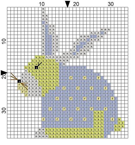 Magnet Rabbit 01