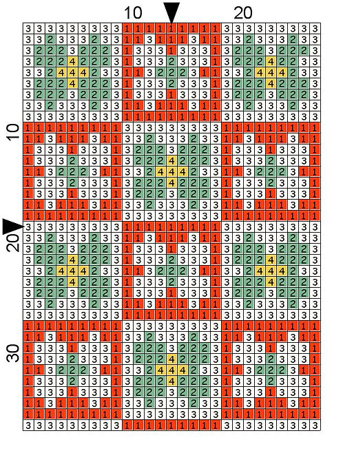 Quilt Block 15